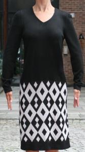 Venti Uno knit dress woll