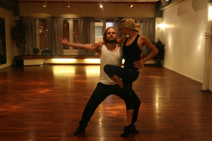 Skal vi danse Eirik Nadya